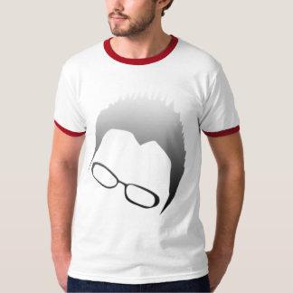 """de la """"camiseta mirada de la marca registrada"""" del playera"""