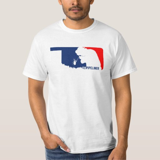 """De la """"camiseta serie de la liga"""" de la polera"""