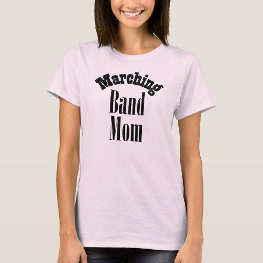 "De la ""camisetas mamá de la banda"" del Trombone Playera"