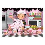 De la cocina - el cocinero feliz - SRF Plantillas De Tarjetas De Visita
