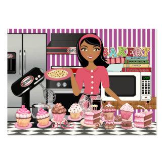 De la cocina - SRF Tarjeta De Visita