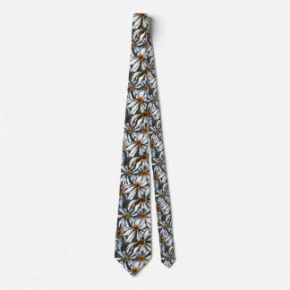 """de la """"corbata del jardín de flores margarita #1 corbatas"""