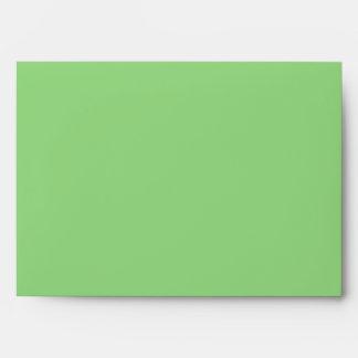 De la cuadrilla - sobre verde