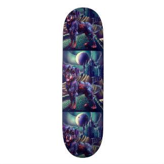 ½ de la cubierta 8 del monopatín skate boards