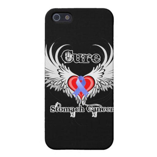 De la curación de estómago del cáncer del corazón  iPhone 5 cárcasa