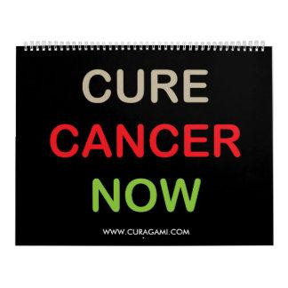 De la curación del cáncer calendario 2016 ahora