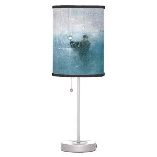 De la deriva lámpara ilustrada personalizado lejos