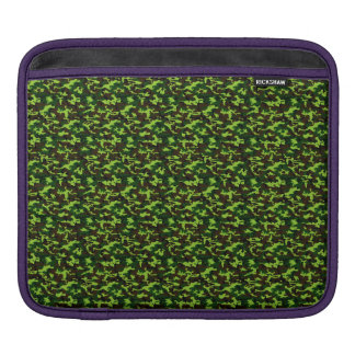~ de la élite del camuflaje (verde de la selva del mangas de iPad