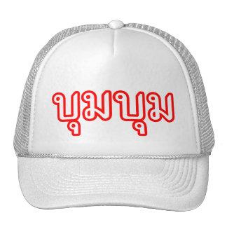 ☆ de la escritura de la lengua tailandesa del ☆ de