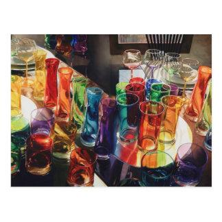 """De la """"fascinación"""" del arte todavía del vidrio postales"""