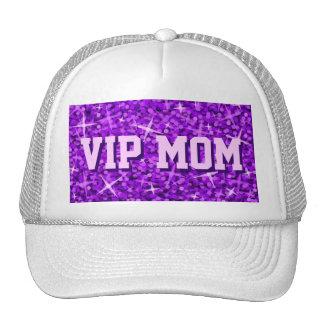 """De la """"gorra púrpura del camionero MAMÁ del VIP"""" d"""