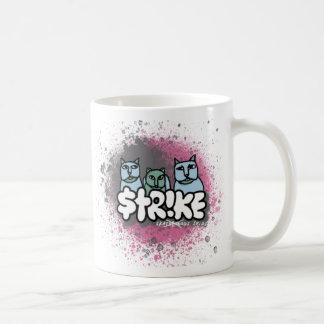 """De la huelga """"del tiro taza de la sociedad lejos"""""""