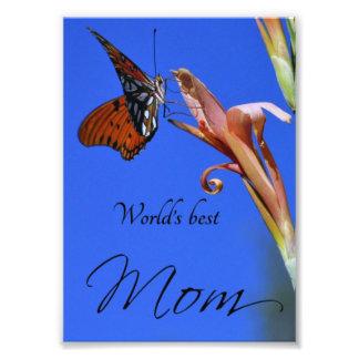 """De la """"impresión de la foto mejor mamá del mundo"""""""