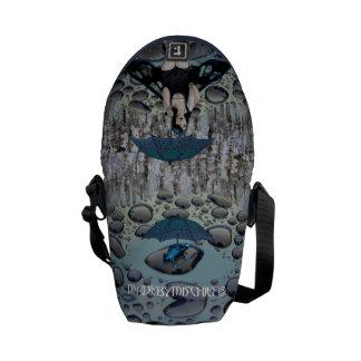 De la lluvia la bolsa de mensajero otra vez bolsa messenger
