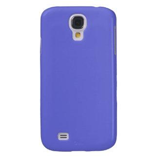~ de la LUZ del JACINTO (color azul sólido) Funda Para Galaxy S4