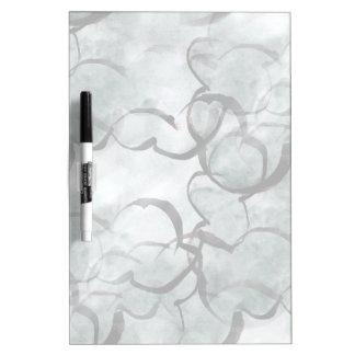 de la mano gris del arte pintura vanguardista neg tableros blancos