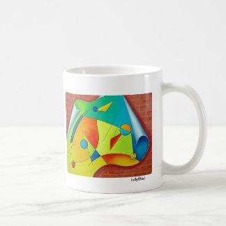 De la pared, taza de café