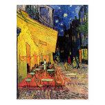 """De la """"postal terraza del café"""" de Vincent van Gog"""