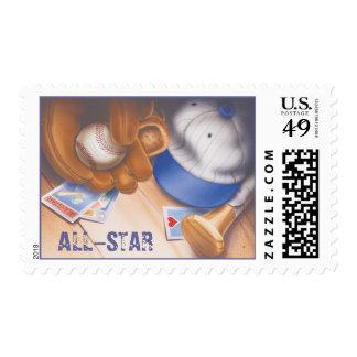 © de la primera división sellos postales