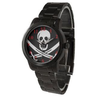 """De la """"reloj bandera del pirata de Jack del Relojes"""