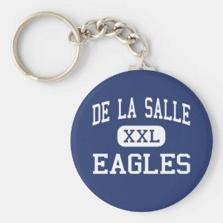De La Salle Eagles Middle Saint Louis Keychains