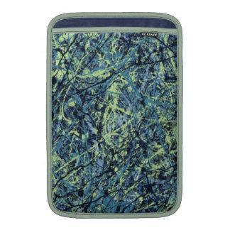 ~ de la SATURACIÓN (un diseño del arte abstracto) Fundas Macbook Air