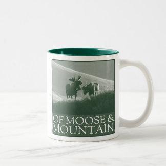 De la taza de los alces y de la montaña
