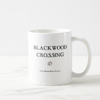 """De la """"taza travesía del Blackwood"""" del MK Taza Básica Blanca"""