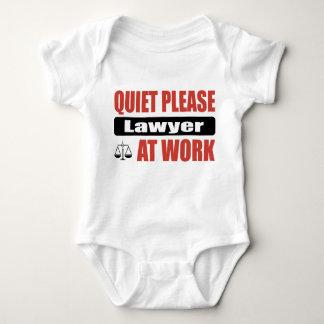 De la tranquilidad abogado por favor en el trabajo camisas