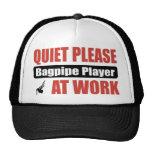 De la tranquilidad jugador de la gaita por favor e gorras de camionero