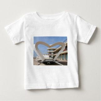 De La Warr Pavilion Bexhill-on-Sea Baby T-Shirt