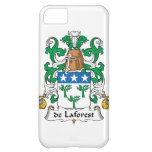 de Laforest Family Crest Cover For iPhone 5C