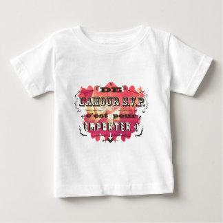 de l'amour s.v.p. c'est pour emporter ! baby T-Shirt