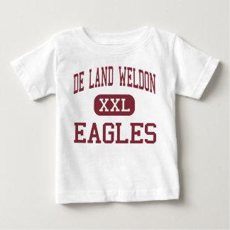 De Land Weldon - Eagles - alto - De Land Illinois T-shirts