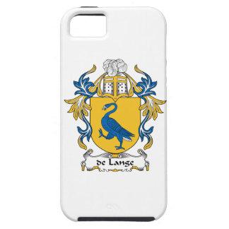 de Lange Family Crest iPhone SE/5/5s Case
