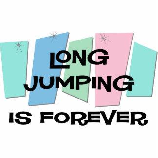 De largo el salto es Forever Escultura Fotográfica
