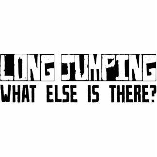 ¿De largo saltando qué más está allí? Esculturas Fotográficas