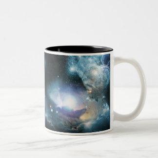 De las cenizas del primer café de las estrellas tazas