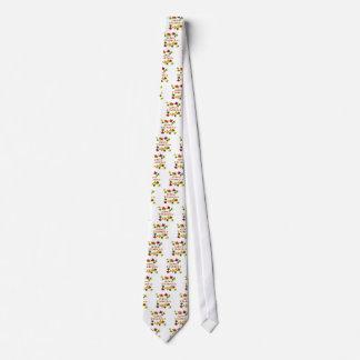 Dé las gracias corbata personalizada