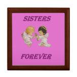 de las hermanas caja de regalo para siempre