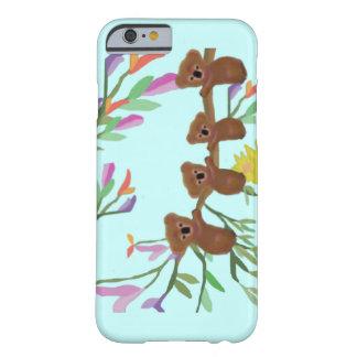 De las koalas de Haning caso del iPhone 6 hacia Funda De iPhone 6 Slim