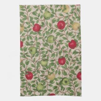 De las manzanas toalla de cocina a montones