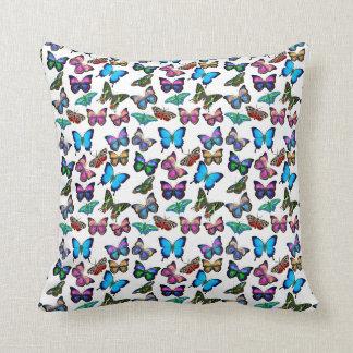 De las mariposas almohada colorida a montones