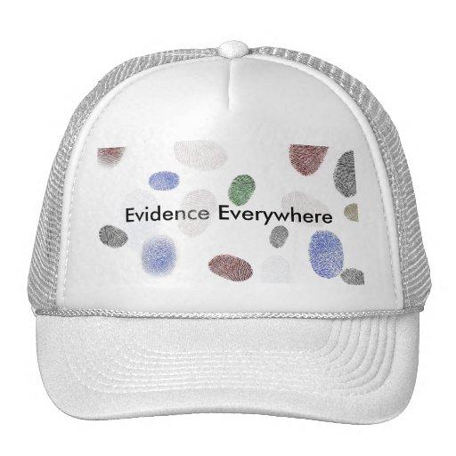 """De las """"pruebas gorra sospechado auténtico por tod"""