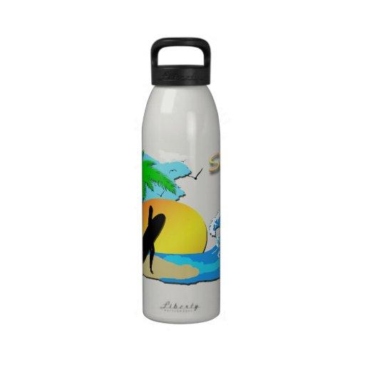 De las resacas botella de la libertad del chica 24 botellas de beber