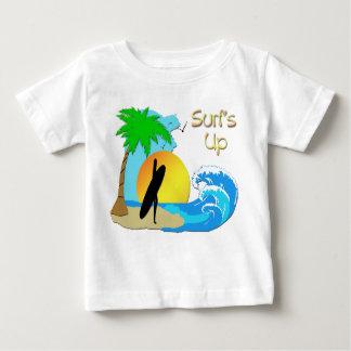 De las resacas camiseta del chica de la persona