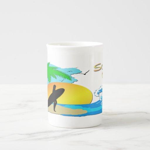 De las resacas taza de la especialidad de la taza de porcelana