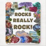 De las rocas roca realmente tapete de ratón