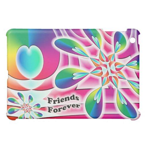 De los amigos flor del corazón del arco iris para