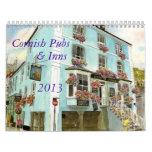 """De los """"calendario de Cornualles Pubs y de los Calendarios"""